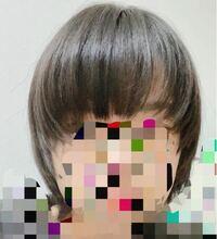髪を切りすぎてしまいました ウルフカットにしてもらったつもりなんですが 前髪が重いのとサイドの髪の毛が短くなりすぎて とても変なきがするんですが  この髪型ってセットしたらましになりますか? それかこの...