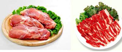 犬にモモ肉か牛バラ肉をあげたいのですが、食欲の沸く調理法を教えて。考えて下さい ウチのポメラニアンは、舌が肥えすぎてマズイ餌は「フン!!」と言って食べてくれません 食べない時は3日4日続くの...