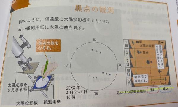 太陽の黒点観察 望遠鏡を使うと左右上下反対になるんですよね? そうなると添付図は、左右は逆になっているのですが上下が逆になっておらず変に感じました。 上が南で下が北にならないのですか? なお...