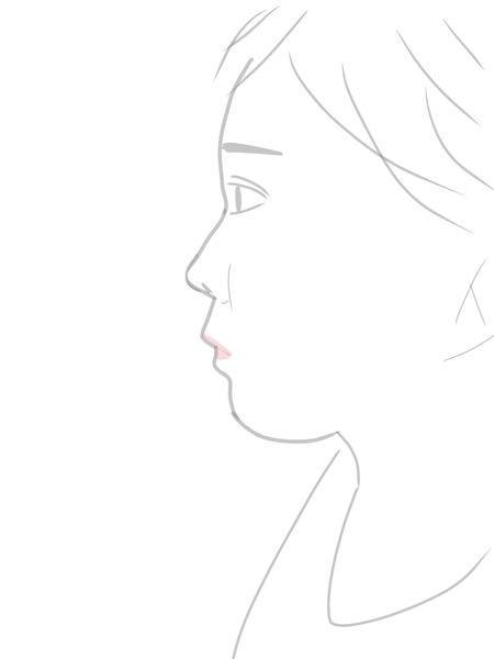 高校生です。横顔ブスで悩んでます… 歯の矯正して2本抜いてるんですけど、それでも口が出てしまってます… 顔のラインに関しては痩せたらなんとかなりますか? 横顔が綺麗な人は口がこんなに絵みたいに...