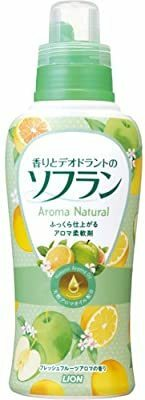 ソフランのフレッシュフルーツアロマの緑色の柔軟剤の香りが大好きでした。 この柔軟剤は廃盤になってしまったのですが、この香りと似てる香水や柔軟剤を探しています。知っている人がいたら教えてほしいです。