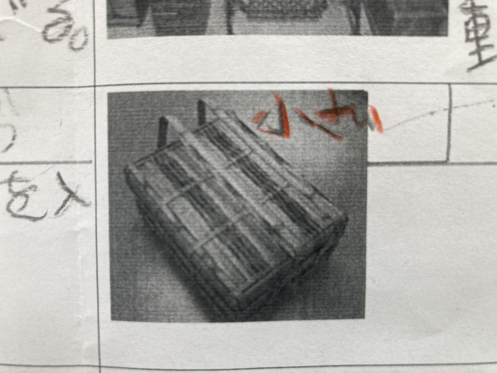 写真の名前、使い方を教えて下さい。白黒写真ですいません。小学校3年生社会の宿題です。