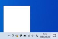 onedriveの自動同期を解除したいです。 タスクバーにある「OneDrive」のシステムアイコンにマウスカーソルをもっていき 右クリックするとメニューが表示され設定できるはずですが、白く何も表示されていないメニ...