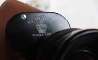この双眼鏡のメーカーはどこでしょうか? MERCURYと王冠のマークが描いてあります。