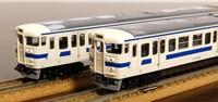 JR九州の415系、国鉄時代に 運転席と、助手席? にバックミラーがついてたと聞いたのですが、本当ですか?