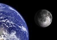 公転と自転の同期について  冥王星とカロンのように、地球と月もいずれ同じ面を向けて同期するそうですが、そうなるのはおよそ何年後ですか?