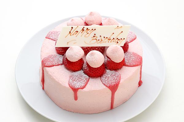 東京都か埼玉県で、苺が乗っててクリームも苺かラズベリーか何かでピンク色のケーキを売ってるお店を探してます。 どこかおすすめはありますか? 画像のようなものをイメージしています