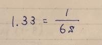 方程式の解き方について  資格の勉強をしているのですが、 写真のsを出すやり方を忘れてしまいました。 教えていただけたら幸いです。 よろしくお願いします。