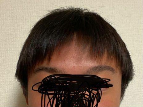 髪型がきのこみたいになってるんのですが どうしたらなおりますか?