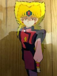 アニメのビックリマンなのですが このキャラクターの名前が分かる方 いませんか?