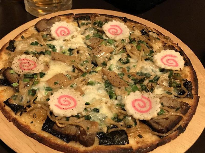 ピッツァは何がいちばん好きですか?