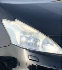 ヘッドライトについてですが、現在購入しようとしている2012年式プリウス α 【S】のヘッドライトは3眼ヘッドライトでしょうか?(写真参照) この場合でもハロゲンの場合もありますか?