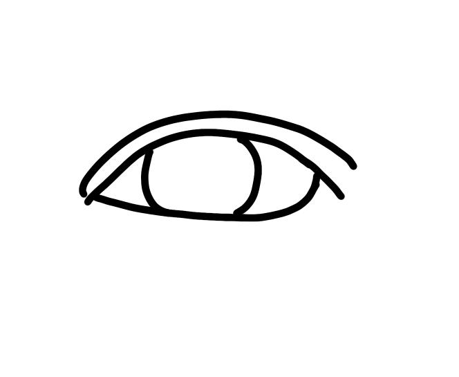 私はつり目(奥二重)なので少しでもつり目をおさえるため画像のように平行二重ではなく目頭側の二重幅が広い二重にしたいのですが、 絆創膏で癖づけることは出来ますかね?