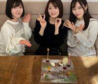 山口真帆さん菅原りこさんが長谷川玲奈さんのお誕生日を祝ってる写真が、三人とも美し過ぎるんですが、 神棚に飾って毎日拝むとご利益がありますか?