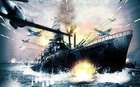 おそらく第二次世界大戦時の戦艦だと思うのですが、どこの国のなんて戦艦ですか?