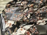 この着物は普段着に使えるものなのか教えてください。  ゆくゆくはアンティーク着物を着てみたいと考えている着物初心者です。 先日、ネット通販で一目惚れした小紋を購入したのですが、届いた実物を見てみると...