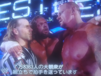 WWE レッスルマニア28 HHH vs アンダーテイカー 伝説的な試合ですか?