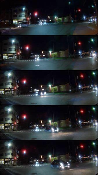 夜間の動体撮影能力の高いドライブレコーダーを教えてください。 現在使用している機種は2019年に購入取付けしたユピテルのSN-SV40cで、フルHD200万画素、夜間の鮮明さを売りとするスーパーナイト仕様となっています。 https://www.yupiteru.co.jp/products/drive_recorder/sn-sv40c/ 昨日、交差点での赤信号右折矢印で右折をしようと...