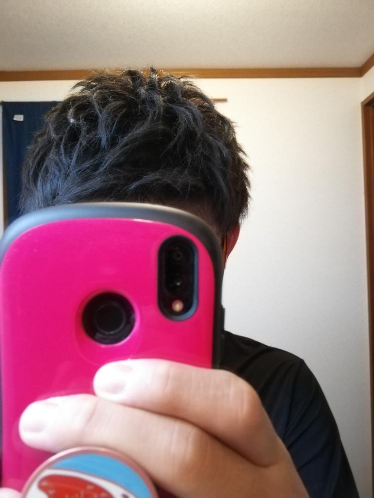 この髪のセット10段階評価してください!アドバイスもお願いします! 使用ワックス:アリミノピース黒 ワックスのみでのセットです。