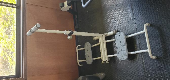 こちらは筋トレの機械ですか?それとも体幹を鍛えるものですか?