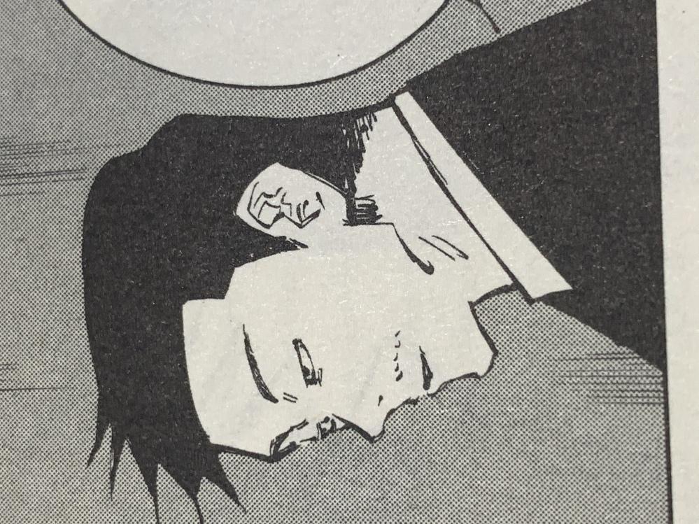 呪術廻戦 単行本8.9巻ネタバレ注意⚠ この人、伏黒甚爾の横にもいたし、夏油傑が講演会?的なの開いた時もいたんですけど何者ですか?