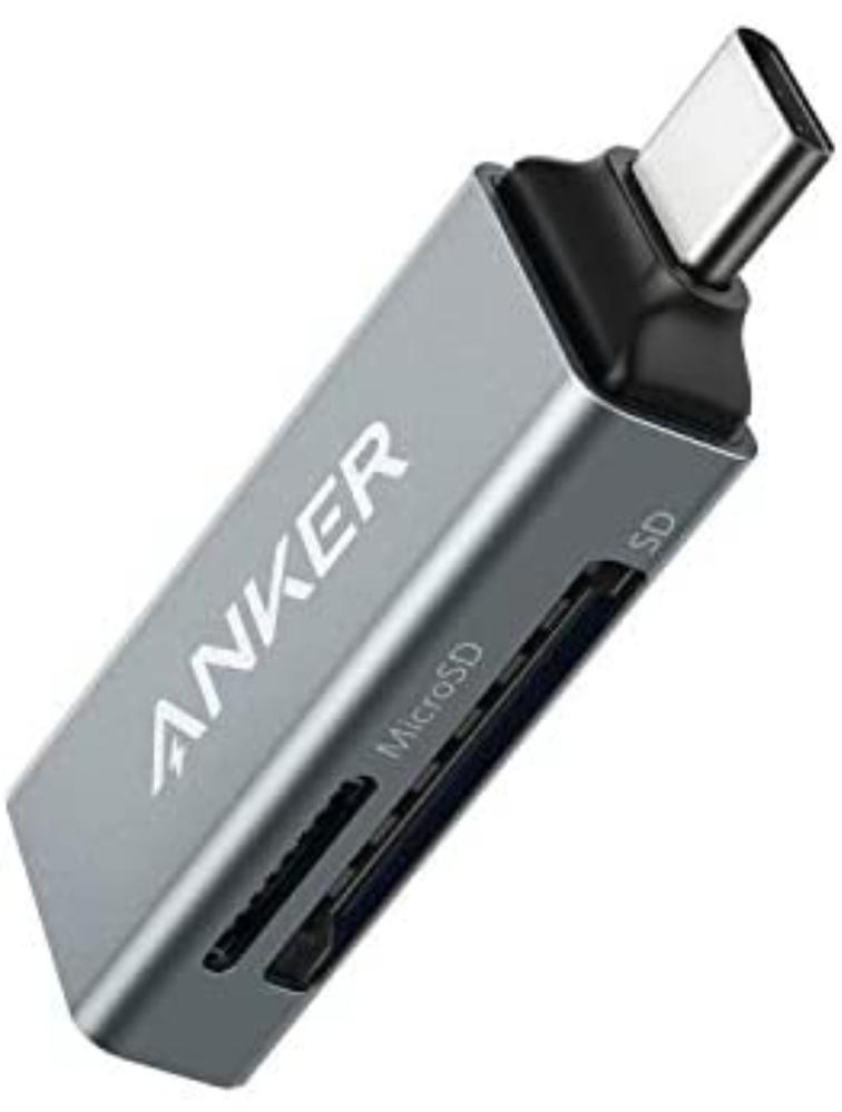 Anker USB-C 2-in-1 カードリーダー こちらの商品について わかるかたに お聞きしたいのですが 接続はAndroidスマホです こちらの商品について2点お聞きしたいのですが 1 microSDとSDカードを2枚さしたらどうなりますか? 通常1枚の場合は 確か外部USB機器と表示されていたと思います 2枚さしても使えますか? 2 このアダプターに2枚のSDをさし...