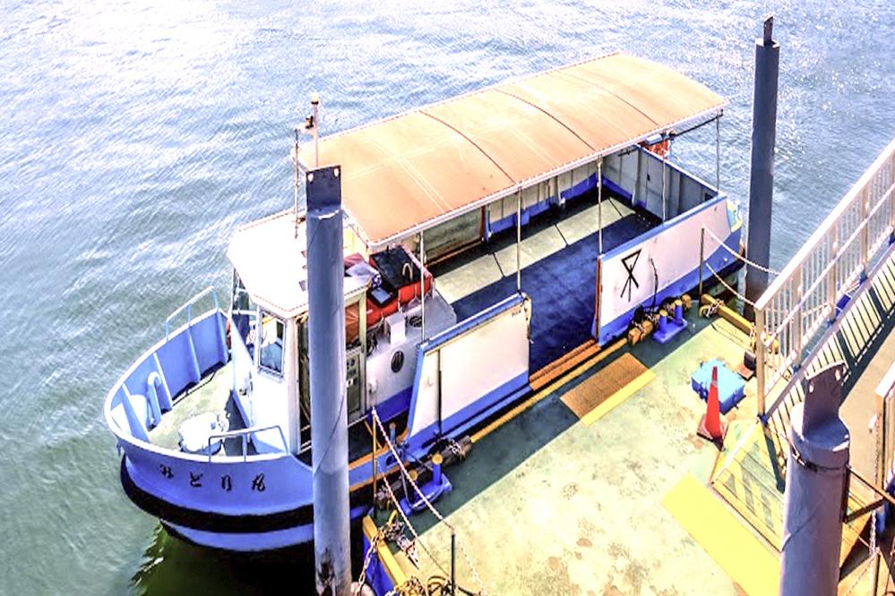 大阪の渡船がバッテリー船になったら後進(バック)がしやすくなりますか?