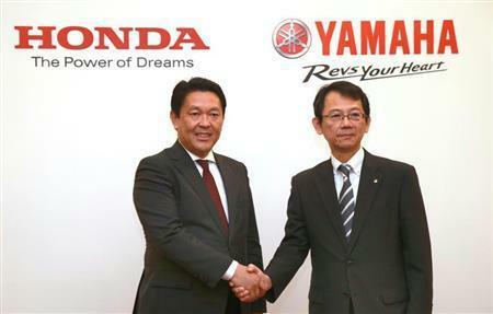 なぜヤマハとスズキは提携しないのですか。 ・・・・・・・・・・・・・・・・・・・ ヤマハとトヨタは提携関係ですが。 スズキとトヨタは提携関係ですが。 ヤマハとスズキは提携関係がありませんが。 なぜヤマハとスズキは提携しないのですか。 と質問したら。 提携する意味がないから。 という回答がありそうですが。 クルマ・メーカーて世界中のメーカーが提携し合うのになぜバイク・メーカーてどこも提携し...