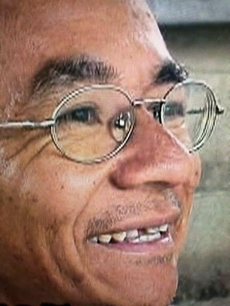 ⚽️ 画像の人物は ドリフターズの加藤茶さんに似ていますか? ️ 双子のリリーズの似てる度数が100だとしたら 画像の人物と加藤茶さんの似てる度数は いくつになりますか?