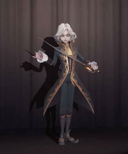 第五人格のジョゼフというキャラクターの首元に巻かれている黄色い布の名前はなんですか?