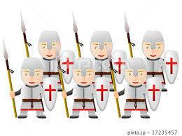 キリスト教徒に質問です 十字軍戦争が正義だと言うなら、どうして正義は負けたのですか?