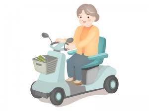 ずっと彼氏が悩んでることがあります。 リサイクルショップにおばあちゃんが(推定75から80歳)シニアカーで入って行くのを彼と目撃しました。 シニアカーの操縦も危うく店内でも商品や人にぶつかりか...