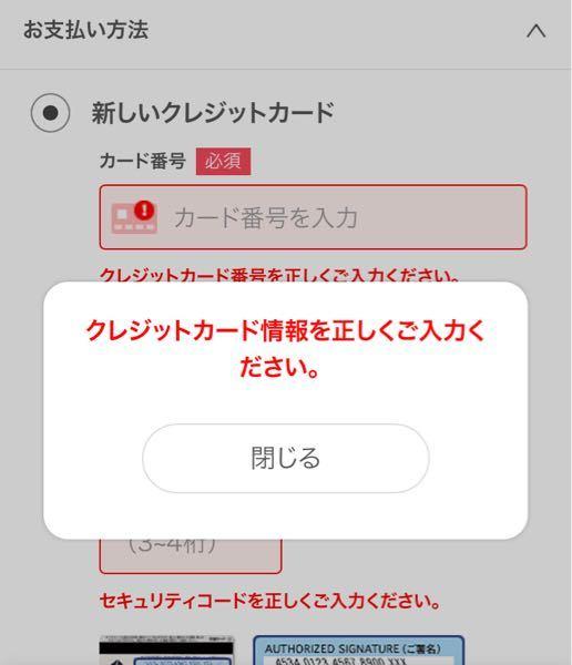 EbookでPayPayで支払いできるようにしてあるんですけど何故かこれが出てくるんです。何故ですか??