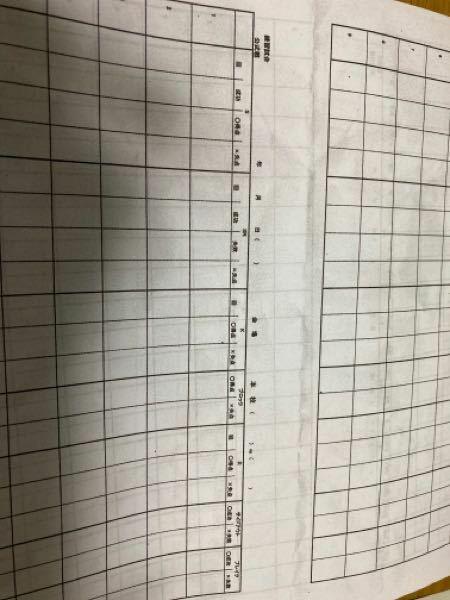 バレーボールのスコア表です。 左から、S、SR、K、ブロック、R ってあるんですけど、その S、SR、K、Rの意味を教えて欲しいです。