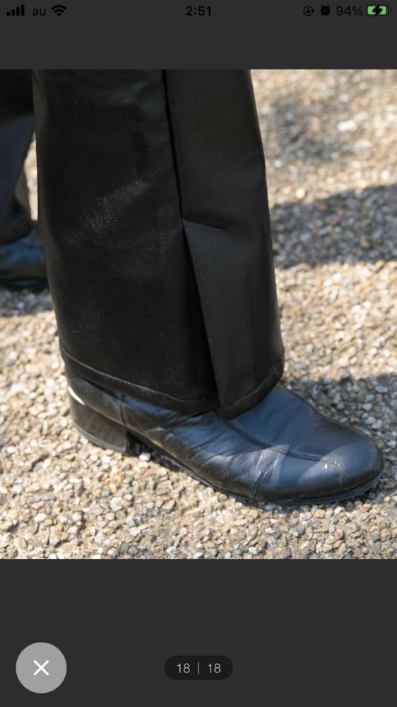 この革靴ってどんな種類に分類されますか? また似ている商品があったら教えてください