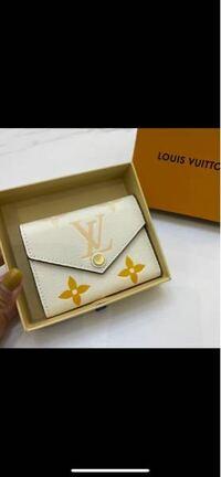 ルイヴィトン、こちらの財布は実際にありますか?