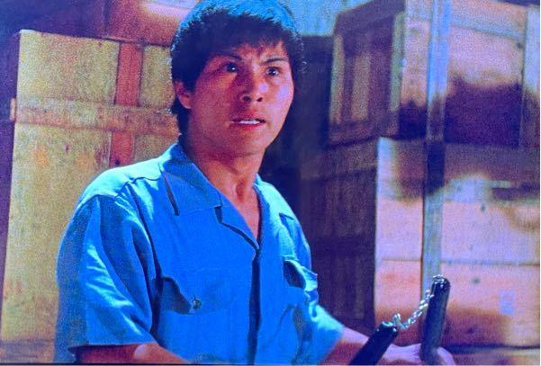 この人は全世界で初めてブルース・リーよりも早くハリウッド映画でヌンチャクを持った人になりますか?
