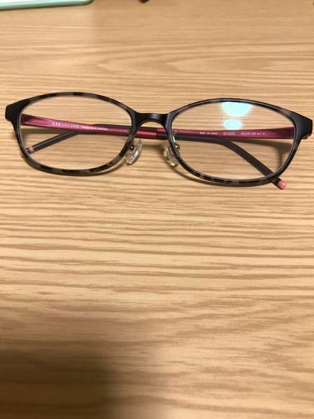 おしゃれ眼鏡ですか。ダサ眼鏡ですか。