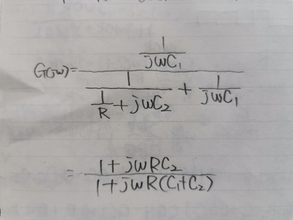 画像の上の式が下の答えになるまでの、途中の式を詳しく教えて下さい。 よろしくお願いします。