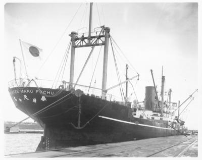 この船(春天丸 1928)は北米航路に就航しました なぜ往航では雑貨を・復航では木材を運んだんですか?