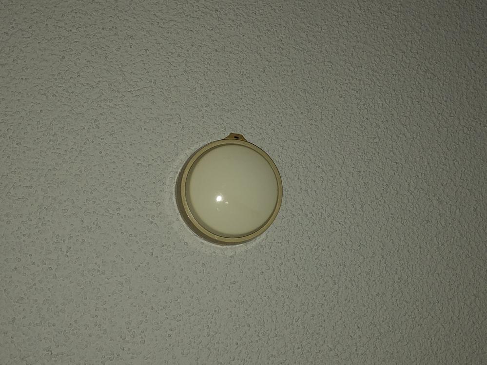 天井についてあるこれは何ですか?