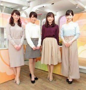テレビ朝日の女子アナですが、十人並みの顔か、美人、可愛いのどちらに入りますか? 新井恵理奈や、島本真衣アナウンサーは、十人並みだと感じます。