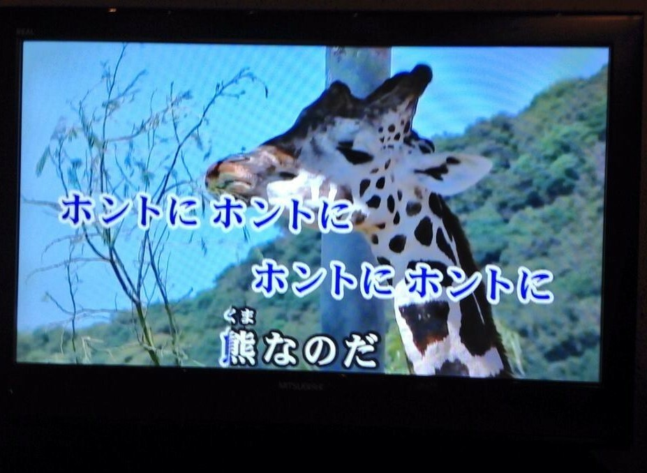 ( ^0^)θ~♪ 大喜利 ヽ(゜∇゜ヽ)♪ カラオケで歌ってみました③ 『富士サファリパーク』 串田アキラ