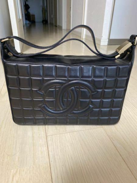 このバッグはシャネルの何というバッグでしょうか?