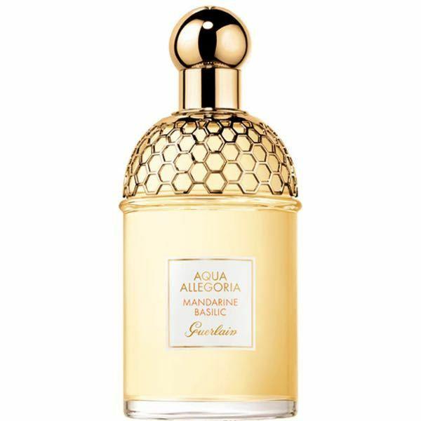 ゲランの香水 アクアアレゴリア マンダリンバジリック どんな匂いですか?