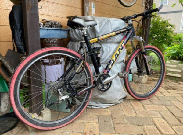 このジャイアントの自転車の年式や性能等が分かる方いらっしゃいませんか? よろしくお願いします。