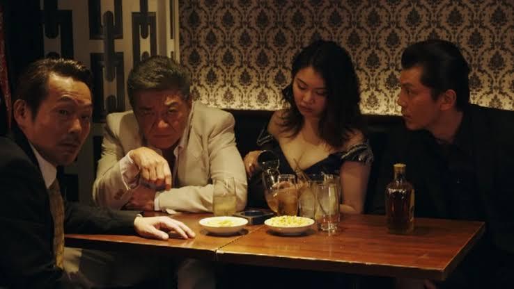 日本統一外伝川谷雄一の一話に出てくるギャバ孃役の女優の名前は何ですか?