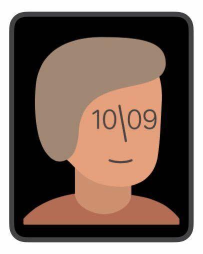 女の子がApple Watchのロック画面に設定しているこの画像、元のイラストはどこで保存できますか?