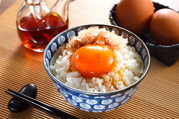 ▲「卵かけご飯」好き?嫌い?