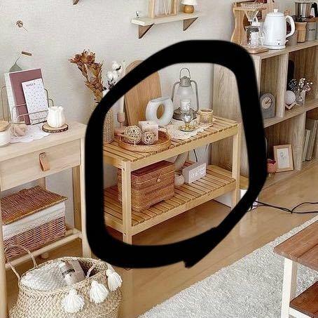 よくインスタで見るこの木の家具はどこで売ってるか 分かる方教えて下さい!